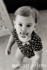 10-01-2012  She's LOVES her paci and I LOVE b&w images... even with the pacifier.