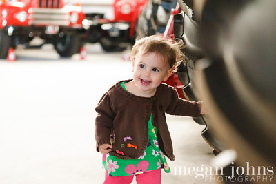 11-21-2012 Lilla in her element with the tractors.