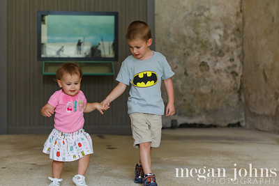 10-14-2012 At the St. Augustine Fort.  One of our many family fall activities.  More from this trip, someday.  Maybe.