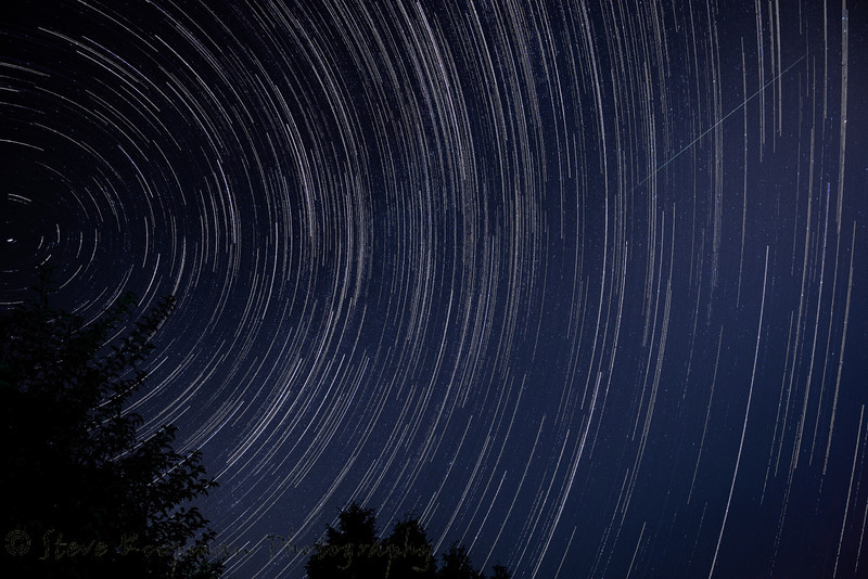 Startrails with Meteor