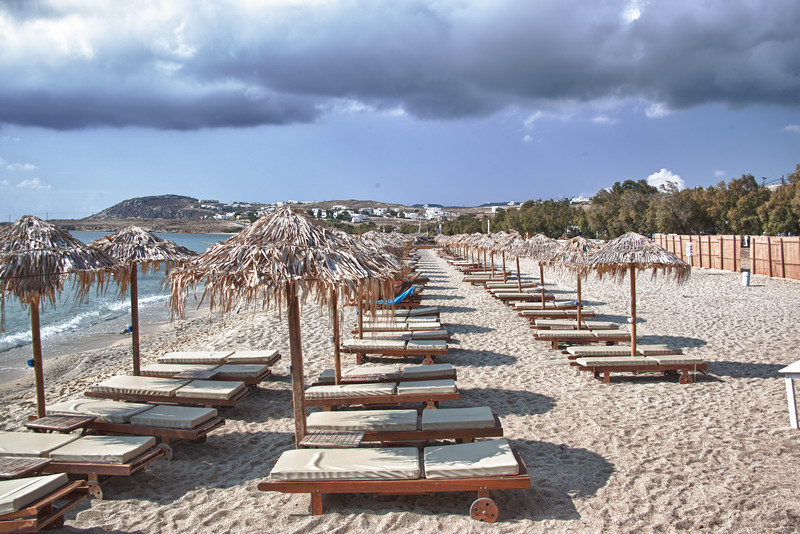 One of many Mykonos Beaches