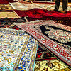 A few Turkish Carpets
