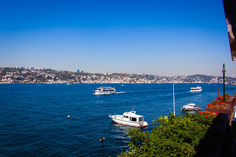 Lunch on the Bosphorus-2