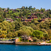 Homes on the Bosphorus Strait