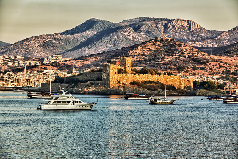 """Bodrum (St Peter Castle), Turkey (Click on """"Map This"""")"""