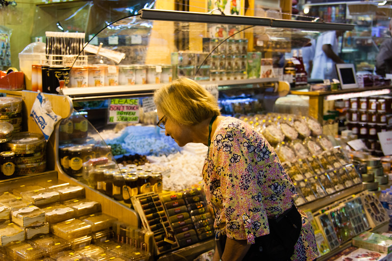 Shopping Spice Market Istanbul