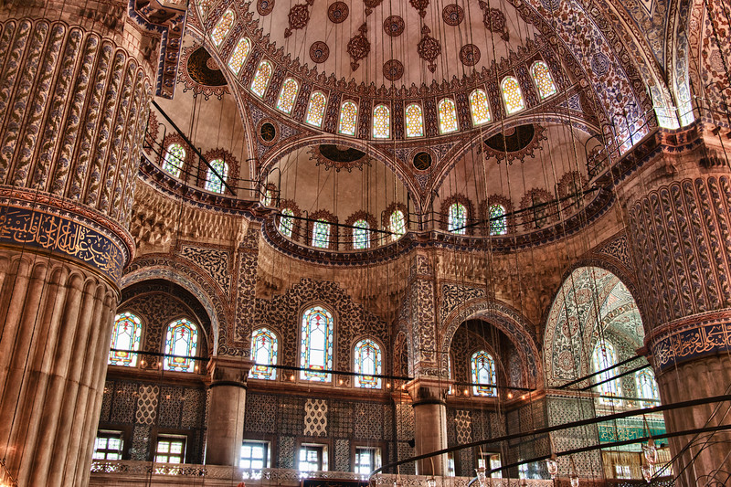 Blue Mosque Istanbul-2