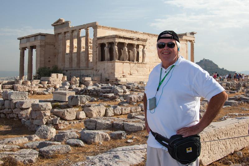 The Erechtheion Temple Of Athena and Poseidon