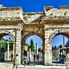Gate of Augustus at Ephesus