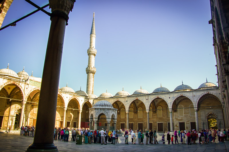 Blue Mosque Istanbul-5