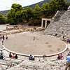 Epidaurus Theatre famous for its acoustics
