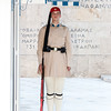 Guard at Greek Parliament, Athens