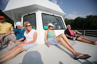 AlaTallaCoosa Boat Ride