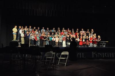 2012-12-13 Bassett Grade School Christmas Program
