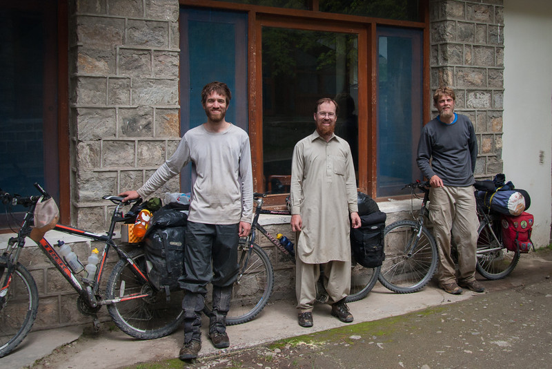 Back in Naran, exhausted but happy :-)
