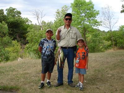2012-09-02 Boys Fishing