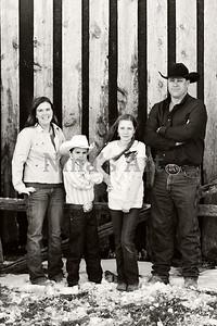 Carroll Family 2012 (4)bw