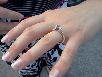 Drew and Aubrey - Engaged!