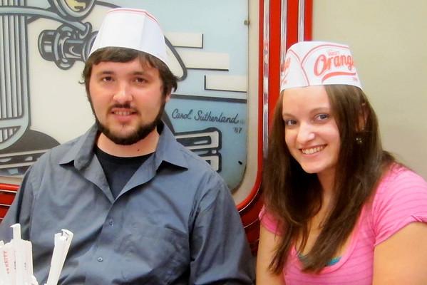 Drew and Aubrey Pre-Wedding Visit