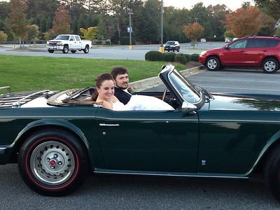 Drew and Aubrey's Wedding!