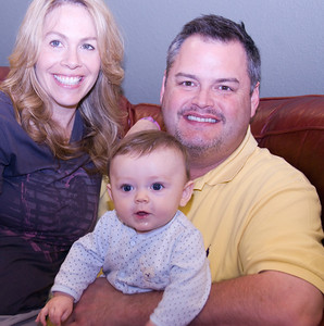 Eric, Heather and Cash