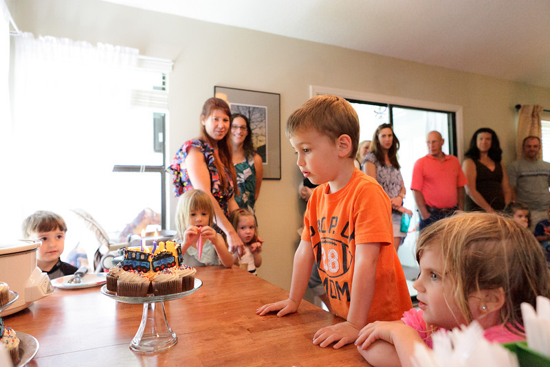 5-19-2012  Happy 3rd Birthday Evan! (Yes you were singing along here) Know that you will always be supported by an amazing group of friends and family who love you very much.  It was such a fun day!