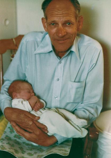 Annie's birth, 1978