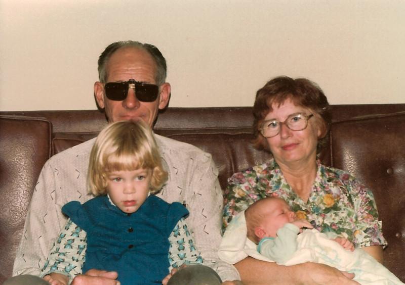 Jimmy's birth, 1980