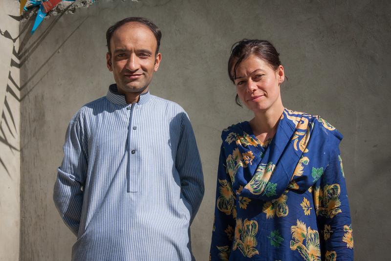 Rehman and Ajiba