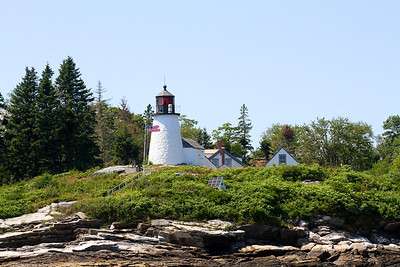 Burnt Island Lighthouse