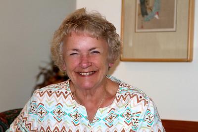 Nana witha big smile.