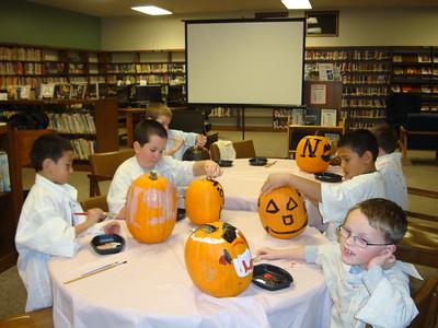 2012-10-19 Library Sleepover