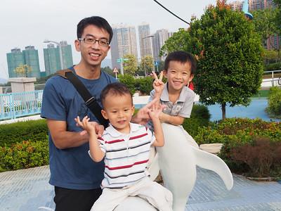 Ma On Shan Central Park 2012/10