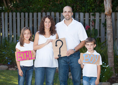 October Family - 2012