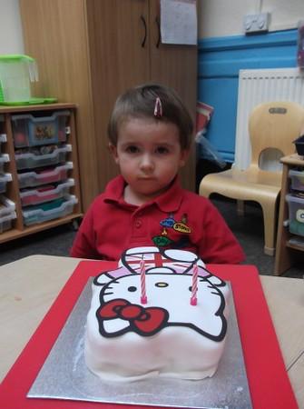 September 2012 - birthday