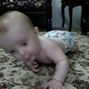 Sienna is crawling! (8 months)