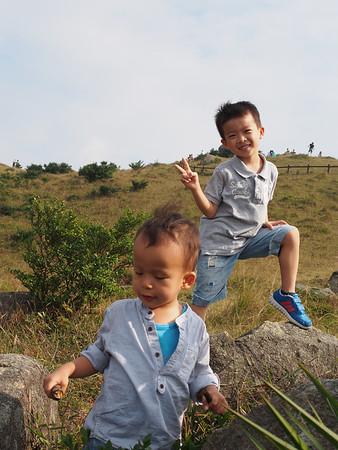 Tai Mo Shan 2012/10