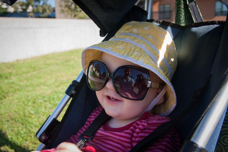 Sienna Kate Douglass, 14 months.