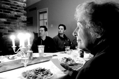 Thanksgiving at Meg's 11-22-12