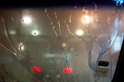 Getting a car wash at the Delta Sonic in Oak Forest, Illinois on February 17, 2012. (Jay Grabiec)
