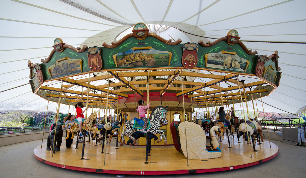 Carousel at Lincoln Park Zoo