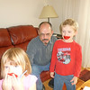 With Grandpa Mike Ferrance 11/12 Rockville MD.
