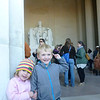 At the Lincoln Memorial Fall 2012.