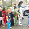 Halloween parade at Garrett Park Elementary School 2012.