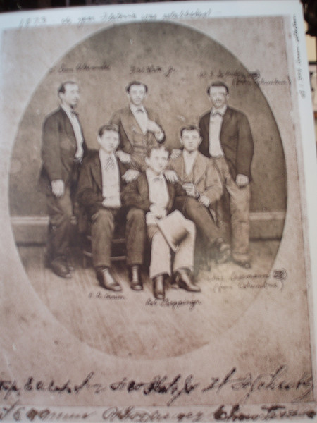 The second from the left is son of Flato family whose two images from the museum is within this ablum.
