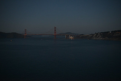 GGB at night