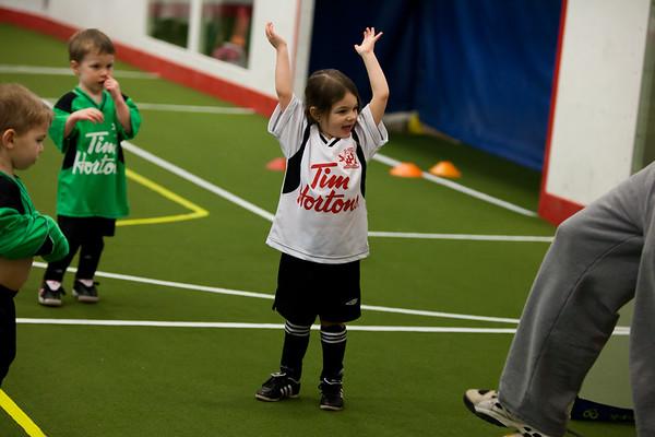 2014-02 Dancing & Soccer