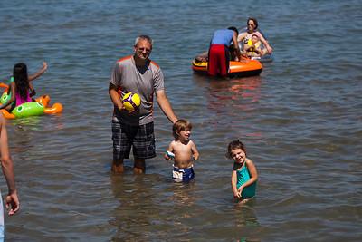 2014-07-12 Jarvis Bay Camping