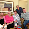 Mom, Aunt Bobbi, Cousin Nancy, her husband Herm, and Uncle Jerry Wright (my Dad's youngest brother).