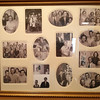 a bunch of Wright pictures - mostly from a reunion in 1955 or so.  We are in the oval in the top row (third pic).